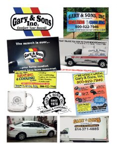 Gary & Sons Marketing