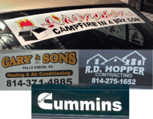 Vinyl Decal and Cut Vinyl Graphics