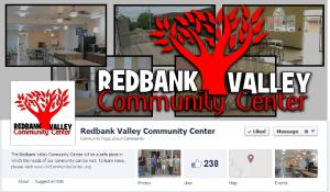 Redbank Valley Community Center Logo Design