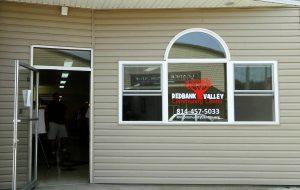 RV Community Center Window Vinyl