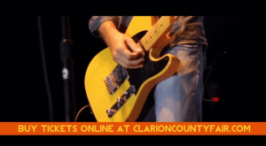 Mystery Band Reveal Video Clarion County Fair