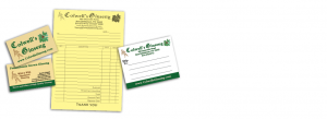 Business Cards & Forms Design and Printing
