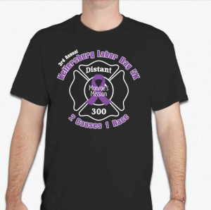 Kellersburgh Labor Day 5K Tshirt Design