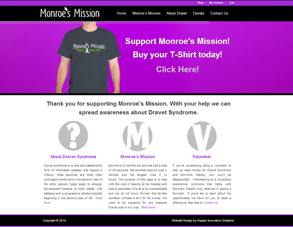 MOnroes mission