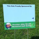 Preston John Streiff Golf Outing