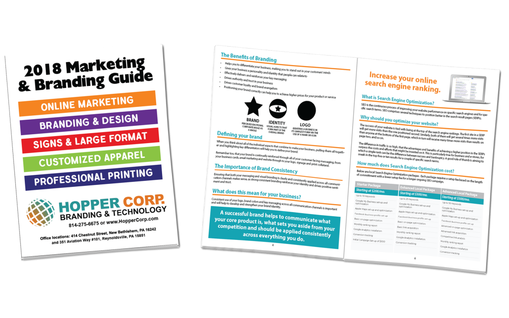marketing branding guide