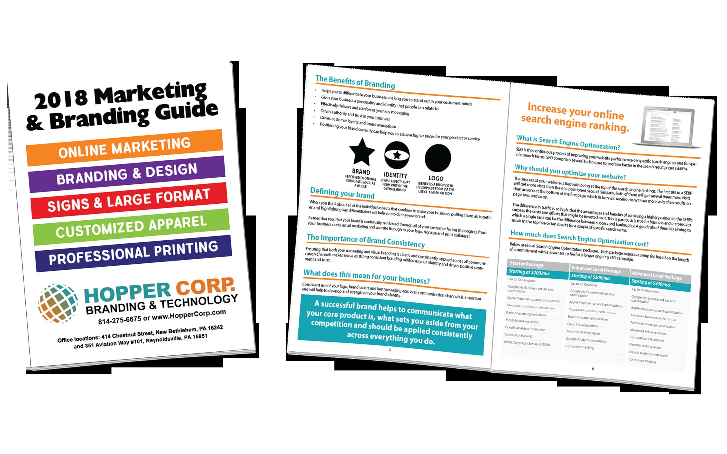 marketing branding guide